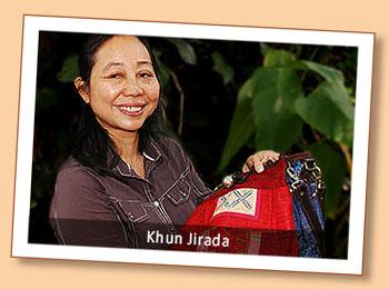 Khun Jirada (Nordthailand)