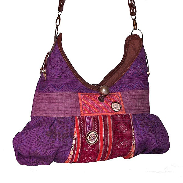 Handtasche 'Hilltribe Collection'