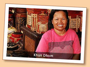 Khun Dhom (Nordthailand)